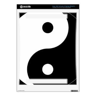 Yin Yang Skin For Xbox 360