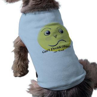 Yin Yang Smiley Pet Tshirt