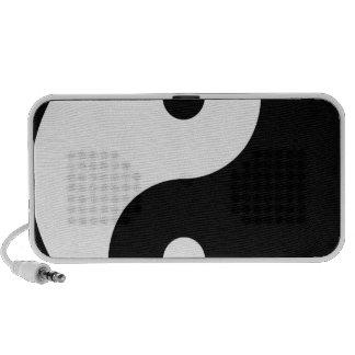 Yin Yang Notebook Speakers