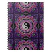 Yin Yang Spiral Notebook (<em>$13.70</em>)