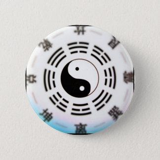 Yin Yang Spirit Button