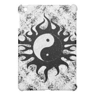 Yin Yang Splatter iPad Mini Covers