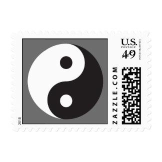 Yin Yang Stamps