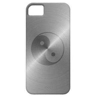 Yin Yang (Steel) iPhone SE/5/5s Case