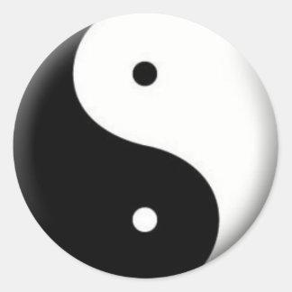 Yin-Yang Stickers