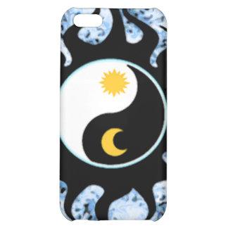 Yin Yang Sun & Moon Case For iPhone 5C
