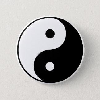Yin Yang Symbol: Button