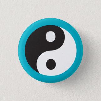 Yin Yang symbol Button
