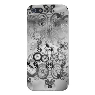 Yin yang symbol case for iPhone SE/5/5s