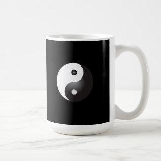 Yin Yang Symbol: Coffee Mug