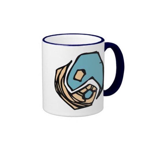 Coffee Maker Yang : Yin Yang Symbol Coffee Mug Zazzle