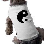 Yin / Yang Symbol Doggie T-shirt