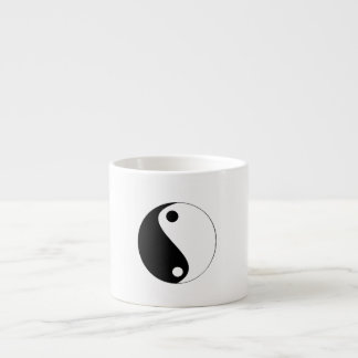 Yin/Yang Symbol - expresso cups