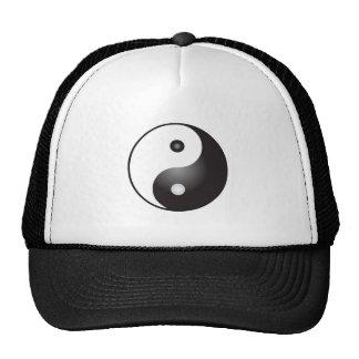 Yin Yang Symbol: Trucker Hat