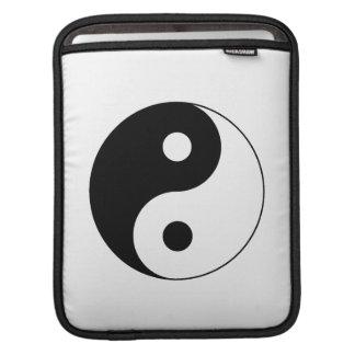 Yin / Yang Symbol Sleeve For iPads