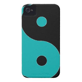 YIN YANG Symbol iPhone 4 Case-Mate Case