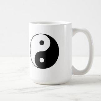 Yin Yang Symbol: Mug