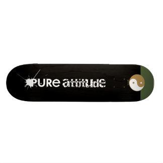 Yin Yang Symbol Skateboard Decks
