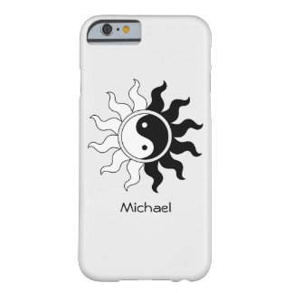 Yin Yang symbol sun Barely There iPhone 6 Case