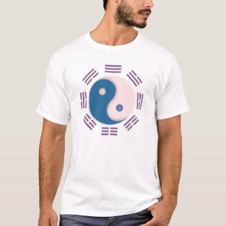 Yin-Yang Symbol T-shirt