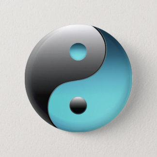 Yin Yang Symbol - Ying Yang Sign Button
