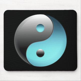 Yin Yang Symbol - Ying Yang Sign Mouse Pads