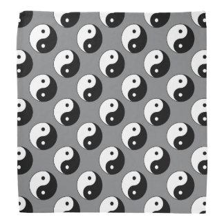 Yin Yang Symbols Bandana