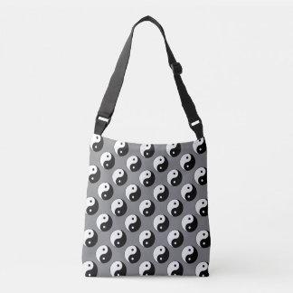 Yin Yang Symbols Tote Bag