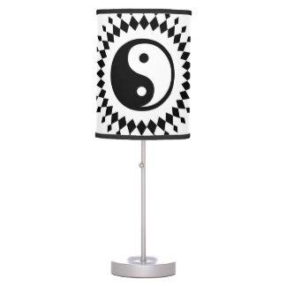 Yin Yang Table Lamp