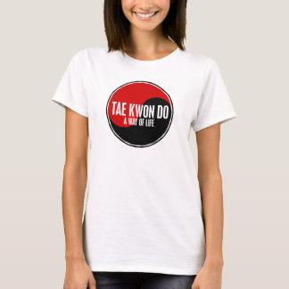 Yin Yang Tae Kwon Do 1 T-Shirt