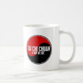 Yin Yang Tai Chi Chuan 1 Classic White Coffee Mug