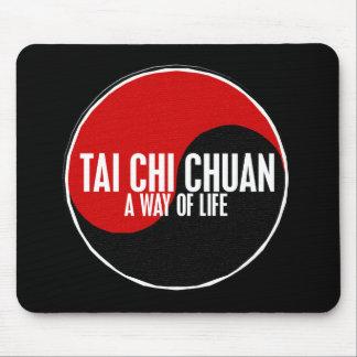 Yin Yang Tai Chi Chuan 1 Mouse Pad
