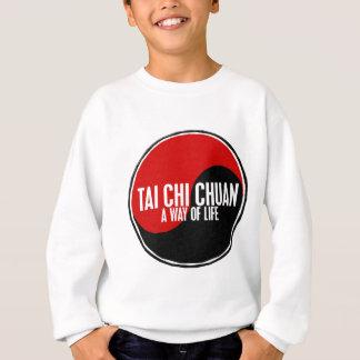 Yin Yang Tai Chi Chuan 1 Sweatshirt
