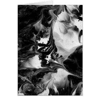 YIN - ¡YANG TAMBIÉN! ~ del ~ (del arte negro y Tarjeta De Felicitación