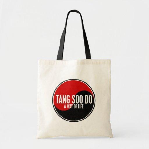Yin Yang Tang Soo Do 1 Tote Bags