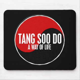 Yin Yang Tang Soo Do 1 Mouse Pad