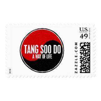 Yin Yang TANG SOO DO 1 Stamps
