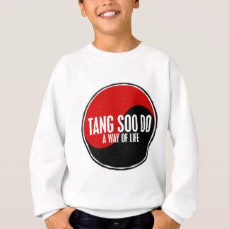 Yin Yang Tang Soo hace 1 Sudadera