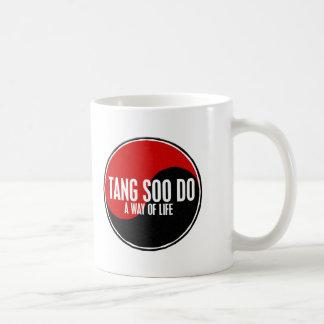 Yin Yang Tang Soo hace 1 Tazas De Café