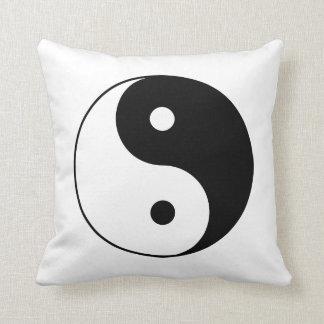 yin yang tao cojín