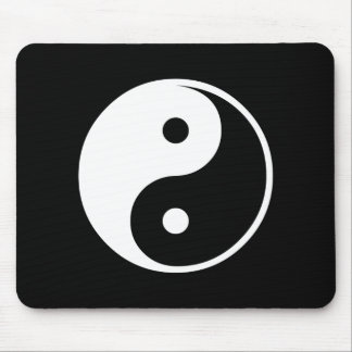 Yin Yang Alfombrillas De Raton