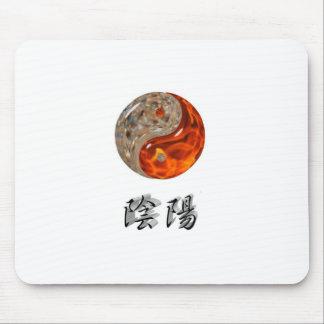Yin Yang Alfombrilla De Ratón