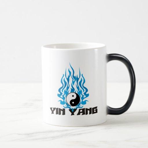 Yin Yang Taza Mágica