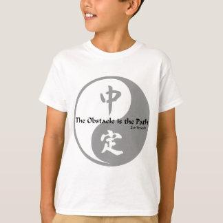 Yin Yang - The Obstacle T-Shirt