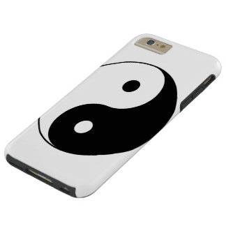 """""""Yin Yang"""" Tough iPhone 6 Plus Case"""