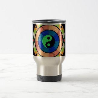 Yin Yang ! Travel Mug