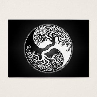 Yin Yang Tree Business Card