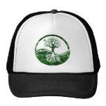 Yin Yang Tree Mesh Hats