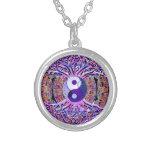 Yin Yang Tree of Life Custom Necklace