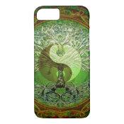 Yin Yang Tree of Life Green iPhone 8/7 Case (<em>$31.65</em>)